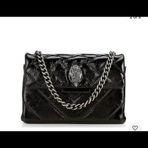 Kurt Geiger Kensington belt bag Black